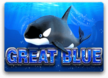 Great Blue играть в казино Вулкан