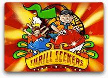 Thrill Seekers играть в казино Вулкан